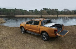 Ford Ranger, 2019, load bed