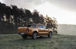 Ford Ranger, 2019, rear