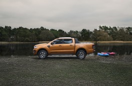 Ford Ranger, 2019, side