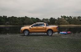 Ford Ranger, 2019, side