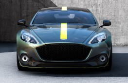 Aston Martin Rapide AMR, 2017, front