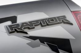 Ford Ranger Raptor, 2019, badge