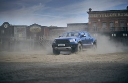 Ford Ranger Raptor Special Edition, 2021, front