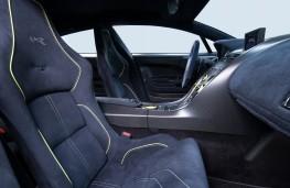 Aston Martin Rapide AMR, 2017, interior