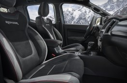 Ford Ranger Raptor Special Edition, 2021, interior