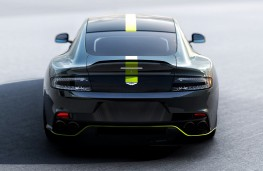 Aston Martin Rapide AMR, 2017, rear