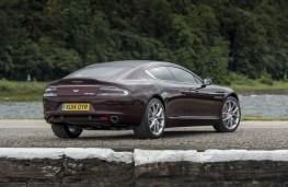 Aston Martin Rapide S, rear, static