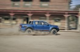 Ford Ranger Raptor Special Edition, 2021, side