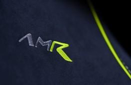 Aston Martin Rapide AMR, 2017, seat logo