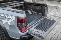 Ford Ranger Raptor, 2019, tailgate