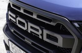 Ford Ranger Raptor, 2019, grille