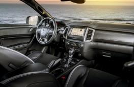 Ford Ranger Raptor, 2019, interior