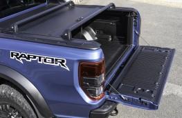 Ford Ranger Raptor, 2019, load bed
