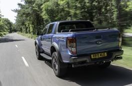 Ford Ranger Raptor, 2019, rear