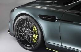 Aston Martin Rapide AMR, 2018, wheel