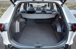 Toyota RAV4, 2020, boot
