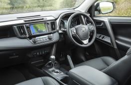 Toyota RAV4 Hybrid 2016, interior