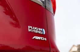 Toyota RAV4 Plug-in Hybrid, 2021, badge