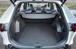 Toyota RAV4, 2019, boot