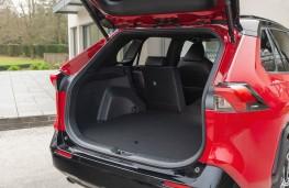Toyota RAV4 Plug-in Hybrid, 2021, boot
