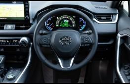 Toyota RAV4 Plug-in Hybrid, 2021, interior