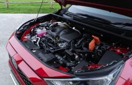 Toyota RAV4 Plug-in Hybrid, 2021, engine