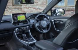 Toyota RAV4 PHEV Design, 2021, interior