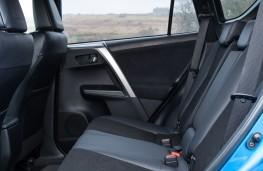 Toyota RAV4, 2016, seats