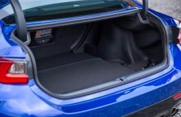Lexus RC F, boot