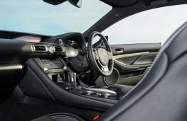 Lexus RC, 2019, interior