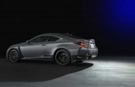 Lexus RC F 10th Anniversary, 2018, rear
