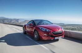 Peugeot RCZ R, front, action