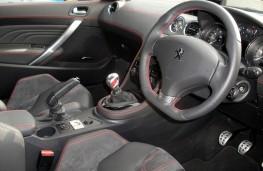 Peugeot RCZ R, dashboard