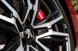 Peugeot RCZ R, wheels