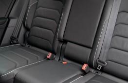 Volkswagen Tiguan, interior