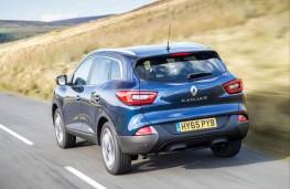 Renault Kadjar, rear