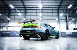 Aston Martin Vantage GT8, rear