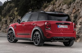 MINI John Cooper Works Countryman, 2017, rear