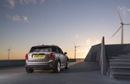 MINI Countryman Cooper S E ALL4, 2017, rear
