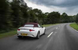 Mazda MX-5 100th Anniversary, rear