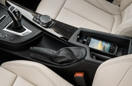 Bmw wireless phone charging