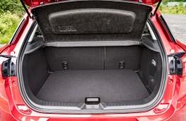 Mazda CX-3, 2017, boot