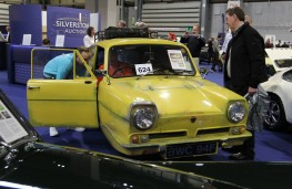 Reliant Regal, Only Fools and Horses, NEC auction