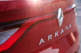 Renault Arkana badge
