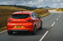Renault Clio, action rear