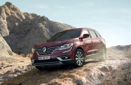 Renault Koleos 2019 off-road