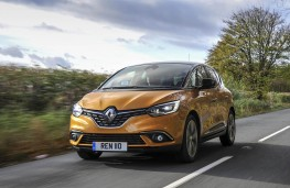 Renault Scenic EasyLife action