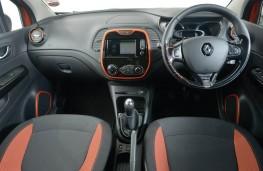Renault Captur, dashboard