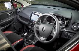 Renault Clio, dashboard