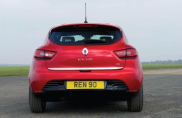 Renault Clio, rear static